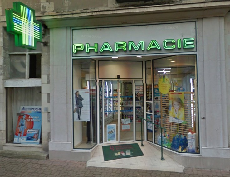 Pharmacie à Richelieu